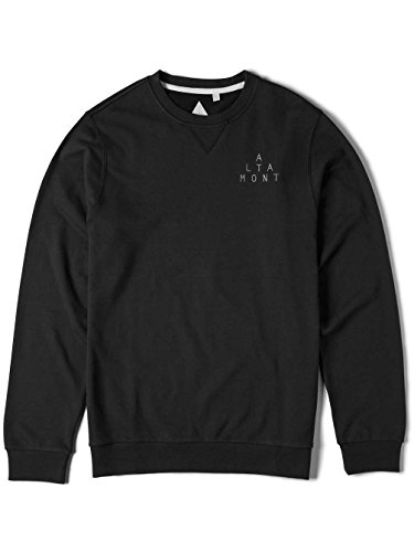 Altamont Herren Sweater Antisec Crew Sweater -