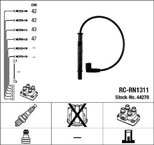 NGK - FAISCEAU HT - RC-RN1311