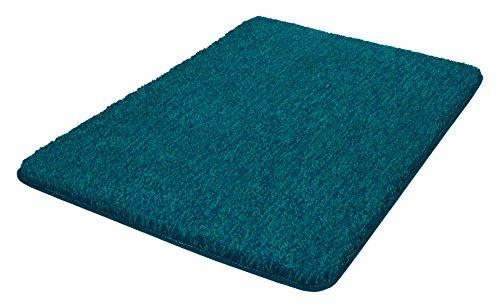 Kleine Wolke Seattle / 70 x 120 cm/Farbe Pazifik Badteppich, Polyester, 70x120x3 cm