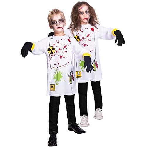 - Wissenschaftler Kostüm Junge