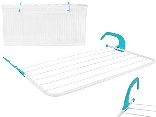 Wäscheständer Wäschetrockner Heizung Balkon Trockengestell Handtuchhalter #2620