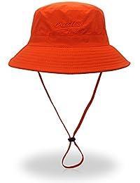 4d040308ab8 SKKMALL Women s Bucket Hat Travel Hunting Fishing Outdoor Cap Unisex Summer  Beach Hats Fisherman Caps (