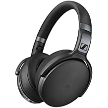 Sennheiser HD 4,40BT inalámbrico cerrado auriculares con Bluetooth–Negro
