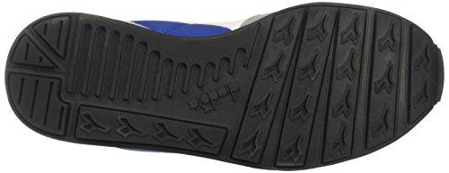 Diadora Unisex-Erwachsene Camaro Pumps Mehrfarbig (Blu Nautico/grigio Pioggia)