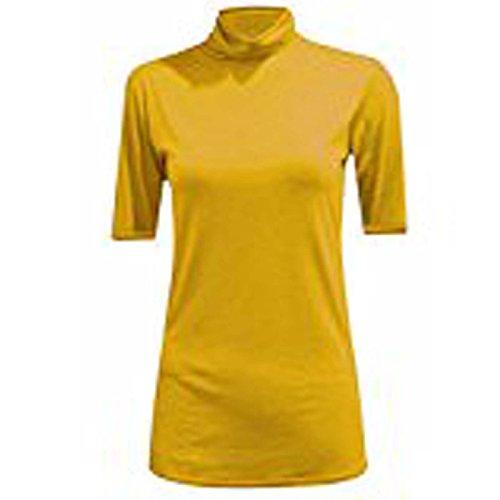 JAVOX Fashion's - Magliette -  donna Mustard