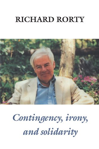 Contingency, Irony, and Solidarity Paperback