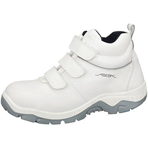 Abeba 2280-48 Anatom Chaussures de sécurité bottes Taille 48 Blanc