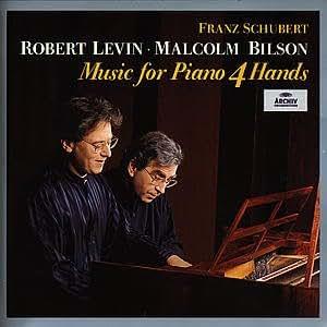 Oeuvres pour piano à quatre mains