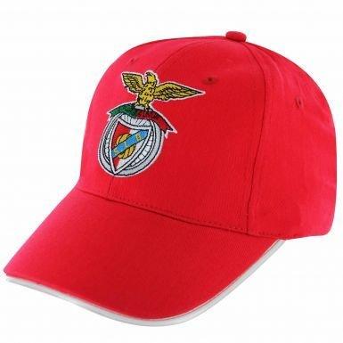 Offizieller SL Benfica (Primeira Liga) Fußball Mütze -