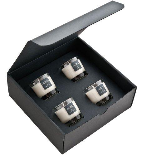 Aquarelle Coffret de 4 Bougies Parfumées 30 g