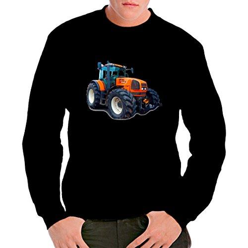 Traktoren unisex Sweatshirt - Traktor Renault Ares by Im-Shirt - Schwarz XL