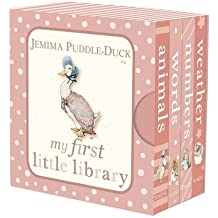 Jemima Puddle-Duck My First Little Library (PR Baby books)