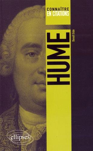 Hume Connaître en Citations