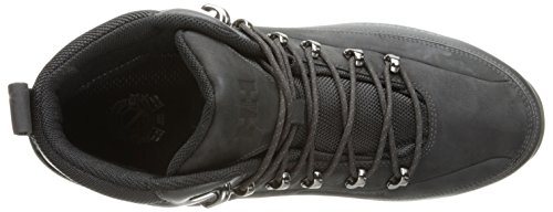 Helly Hansen  The Forester, Bottes de protection homme Noir (Jet Black)