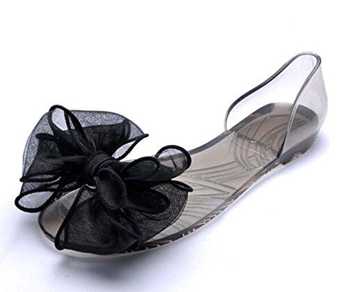 mineroad Womens Ladies estate traspirante scarpe da spiaggia in cristallo