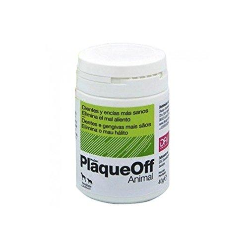 DIVASA PlaqueOffSnack Dental para Perros y Gatos - 40 gr