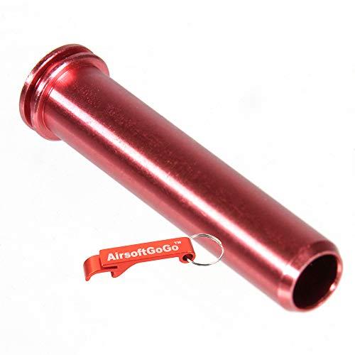 Tokyo Arms Air Nozzle aus Metall für Softair Umarex ARX160 AEG (Rot)