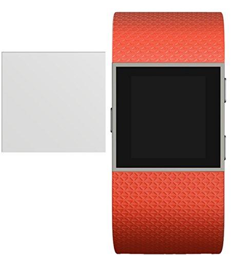 dipos I 6x Schutzfolie matt passend für FitBit Surge Folie Bildschirmschutzfolie