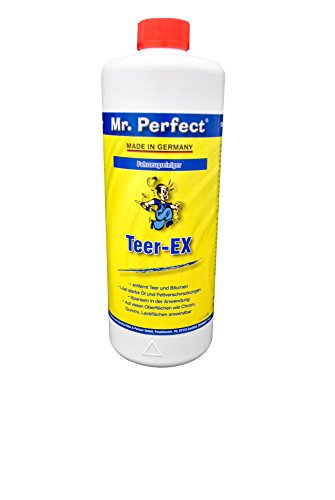 Mr.Perfect Teer Ex Bitumen & Teerentferner 1 Liter