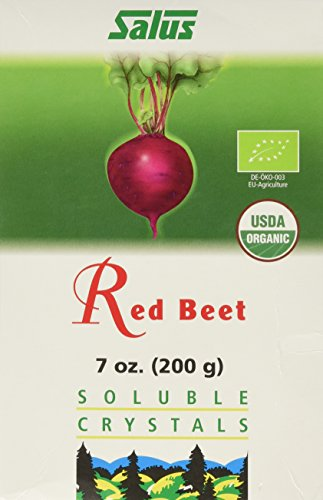Flora, Red Beet Soluble Crystals, 7 oz (200 g)