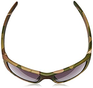 Oakley Military SI Fuel Cell Sunglasses One Size Multicam Warm Grey