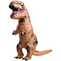 Rubie's Official Jurassic World T-Rex Dinosaur Inflatable Adult Costume