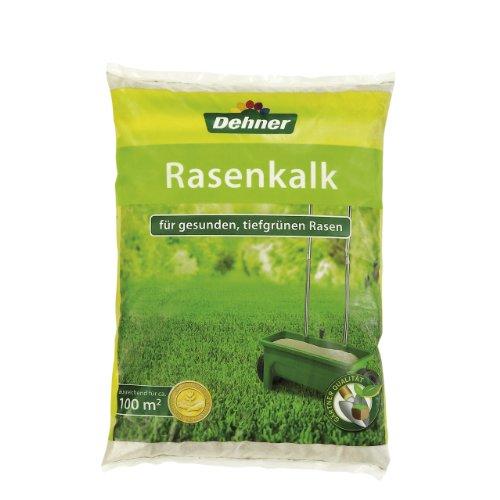 Dehner Rasenkalk, 10 kg, für ca. 100 qm