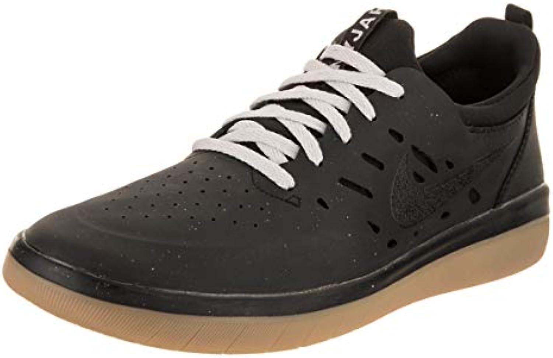 nike nyjah hommes libres à 002, chaussures noires, le chewing - gum marron - 002, à 6 royaume - uni 41 ue e7d841