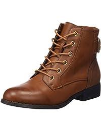 XTI Botin Sra. C. Camel, Zapatos de Tacón Para Mujer