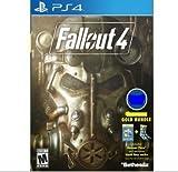 Fallout 4: Playstation 4 Gold Bundle with Season Pass Exclusive Vault Boy Socks (輸入版)