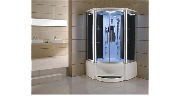 Eagle Bath Steam Shower.Eagle Bath Ws 609p 48 Inch Steam Shower W Whirlpool Bathtub Combo