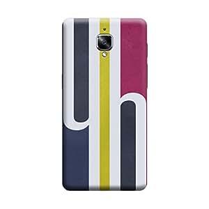 Ebby Premium 3d Desinger Printed Back Case Cover For OnePlus Three (Premium Desinger Case)