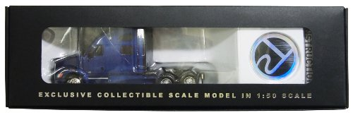 Tonkin Replicas 1/50 Kenworth T700 Sleeper cab 6-4 Bleu