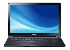 Samsung ATIV Book 9 Lite Touch NP915S3G-K01 33,8 cm (13,3 Zoll) Notebook (Quad-Core, 1,4GHz, 4GB RAM, 128GB SSD, AMD HD 8000 Shared, Win 8) mineral schwarz