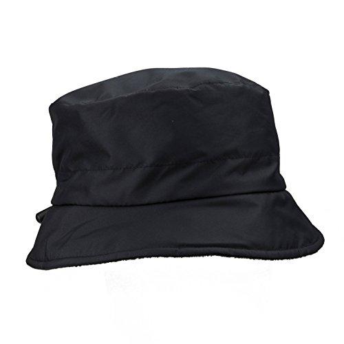 Loevenich - Cappello alla pescatora - Donna nero Taglia unica 2a9cfd38e036