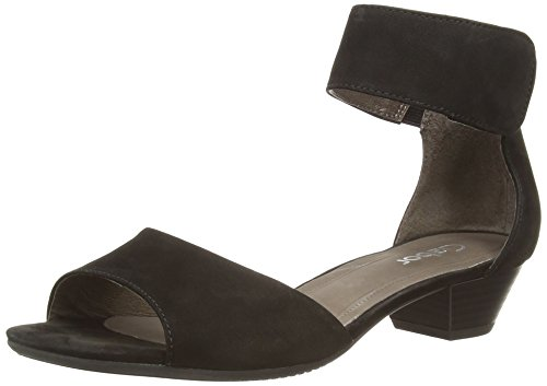 Gabor Shoes - Gabor, Sandali da donna, Nero, 40
