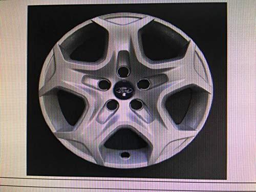 Oro per Cerchi in Lega Diametro Esterno 75MM Interno 57MM Boxster Cayman Cayenne Panamera 911 AUTOFORNITURE ITALIA Set 4 COPRIMOZZO COPPETTA BORCHIA Grigio
