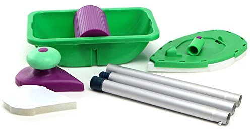 gooday-multi-functional-paint-roller-tray-set-painting-brush-point-n-paint-three-roads-tool-for-home