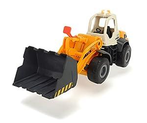 Dickie Toys 203726000 vehículo de Juguete - vehículos de Juguete (Negro, Naranja, Color Blanco, 3 año(s), 6 año(s), Niño, Interior / Exterior, 350 mm)