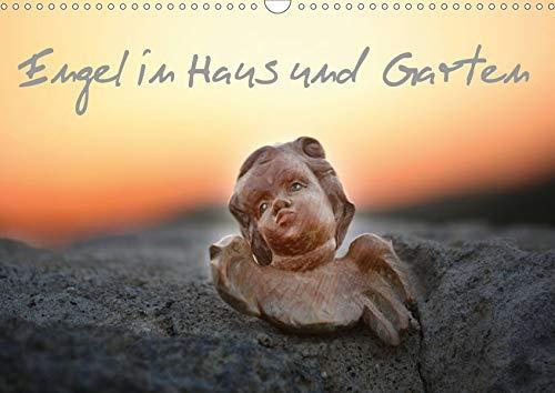 Engel in Haus und Garten (Wandkalender 2020 DIN A3 quer): Engel begleiten Sie durch das Jahr. Liebevoll inszeniert die Fotografin Sophie Tiller die ... 14 Seiten ) (CALVENDO Glaube) -