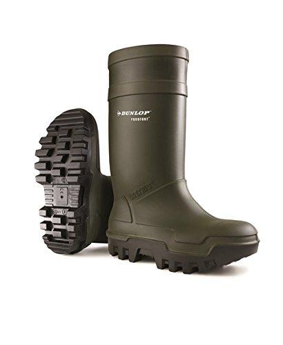 Dunlop unisex purofort thermo+ safety wellington boot