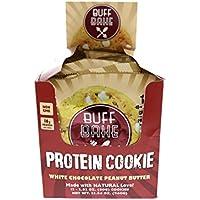 Buff Bake High Protein Cookie (12x80g) White Chocolate Peanut Butter preisvergleich bei billige-tabletten.eu