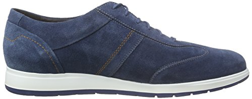 Mephisto Vincenzo Velsport 3669 Mulberry, Low-Top Sneaker homme bleu (MULBERRY)