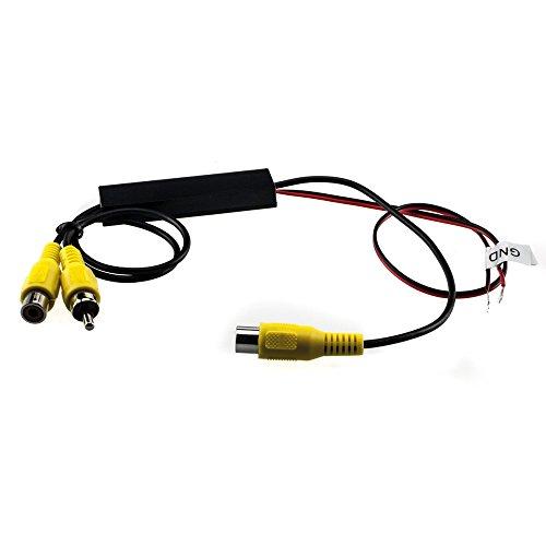 Gebraucht, 2X Cinch-Switch: Y-Adapter mit Umschalt-Automatik gebraucht kaufen  Wird an jeden Ort in Deutschland