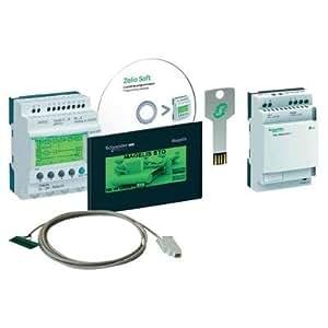 API - Kit de démarrage Schneider Electric Zelio HMISTO VJDSTKSTOSR2 24 V/DC 1 set