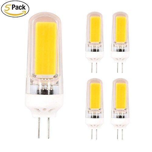 G4LED bombilla 4W 400-500LM G4luces LED maíz bombillas LED