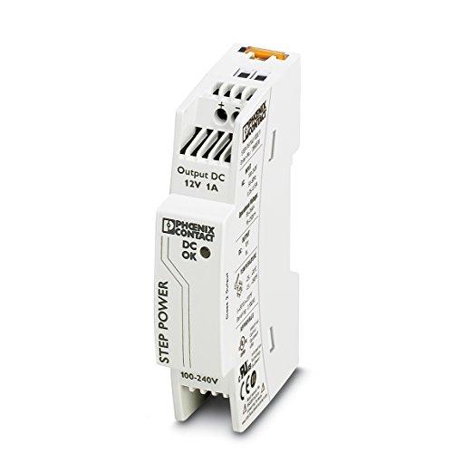 Phoenix Contact Stromversorgung STEP-PS/ 1AC/12DC/1, 2868538 - 1ac Adapter