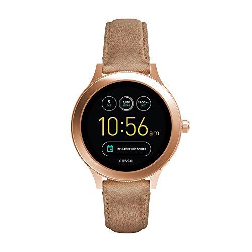 Fossil Q Venture Analog-Digital Black Dial Women's Watch-FTW6005 image - Kerala Online Shopping