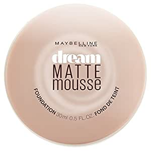 Maybelline Dream Matte Mousse Foundation, Nude 18g