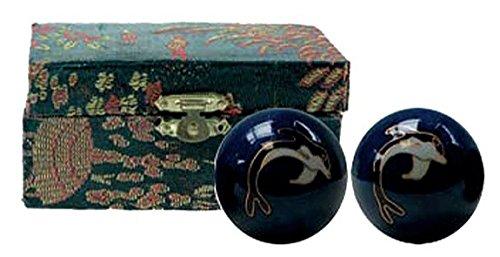 La Tortue De Jade sfere Qi Gong, delfino